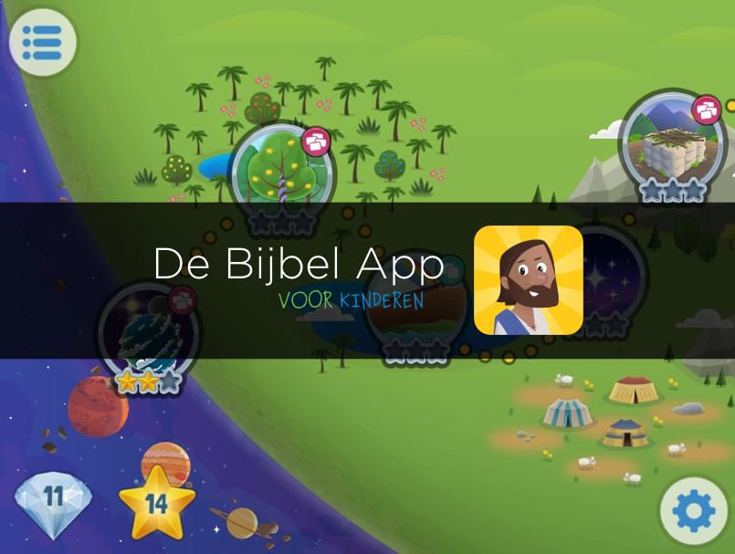 Bedwelming De Bijbel App voor kinderen - Beste app voor kinderen! Download &RU89
